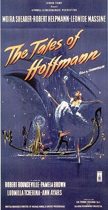 Watch Movie The Tales of Hoffmann
