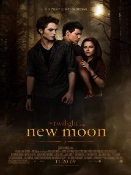 Watch Movie The Twilight Saga New Moon