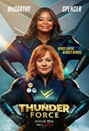 Watch Movie Thunder Force