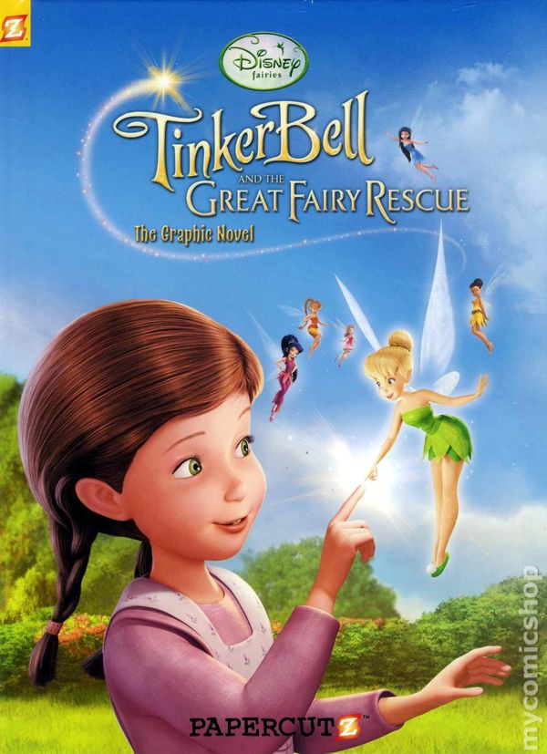 Tinker Bell and the Great Fairy Rescue openload watch
