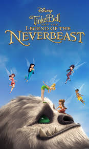Tinker Bell And The Legend Of The Neverbeast movietime title=