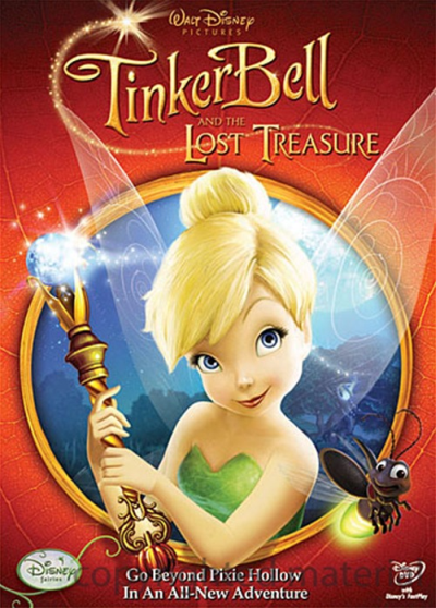 Tinker Bell and the Lost Treasure openload watch