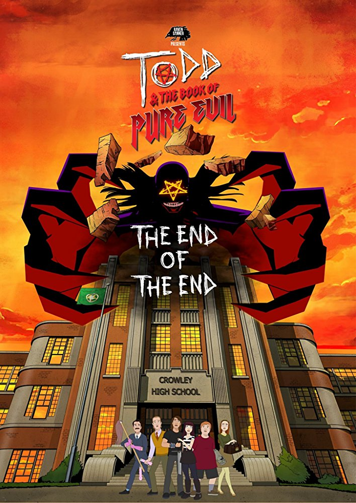 Watch Movie Todd and the Book of Pure Evil The End of the End