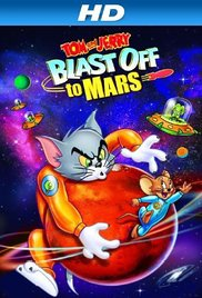 Watch Movie Tom and Jerry Blast Off to Mars
