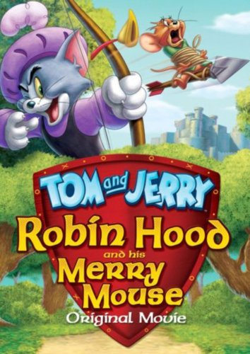 Watch Movie Tom and Jerry Robin Hood and His Merry Mouse