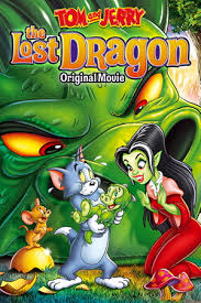 Tom And Jerry The Lost Dragon movietime title=