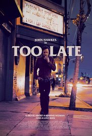 Watch Too Late online