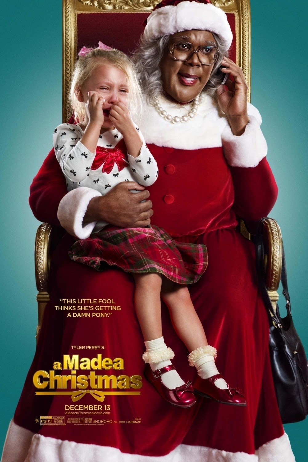 Tyler Perrys A Madea Christmas openload watch