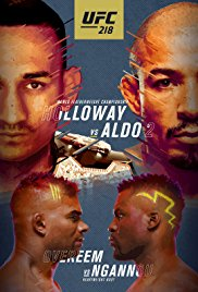 Watch UFC 218: Holloway vs. Aldo 2 online