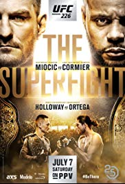 Watch Movie UFC 226