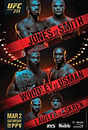 UFC 235 Jones vs Smith openload watch