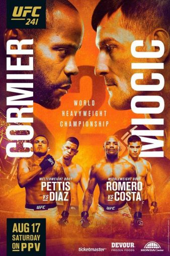 Watch Movie UFC 241 Cormier vs Miocic 2