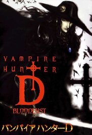 Vampire Hunter D Bloodlust Movie HD watch