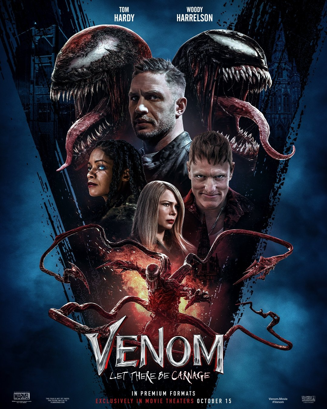 Watch Movie Venom Let There Be Carnage