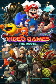Video Games The Movie movietime title=