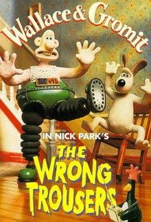 Wallace and Gromit The Wrong Trousers openload watch