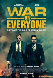 Watch Movie War on Everyone