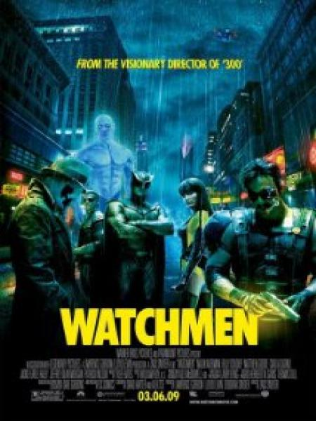 Watch Movie Watchmen