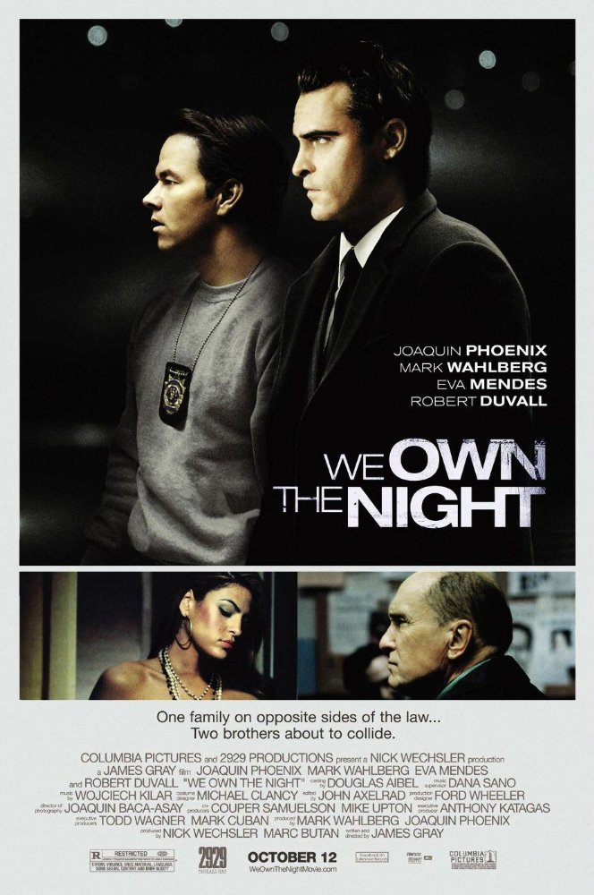 We Own the Night Movie HD watch
