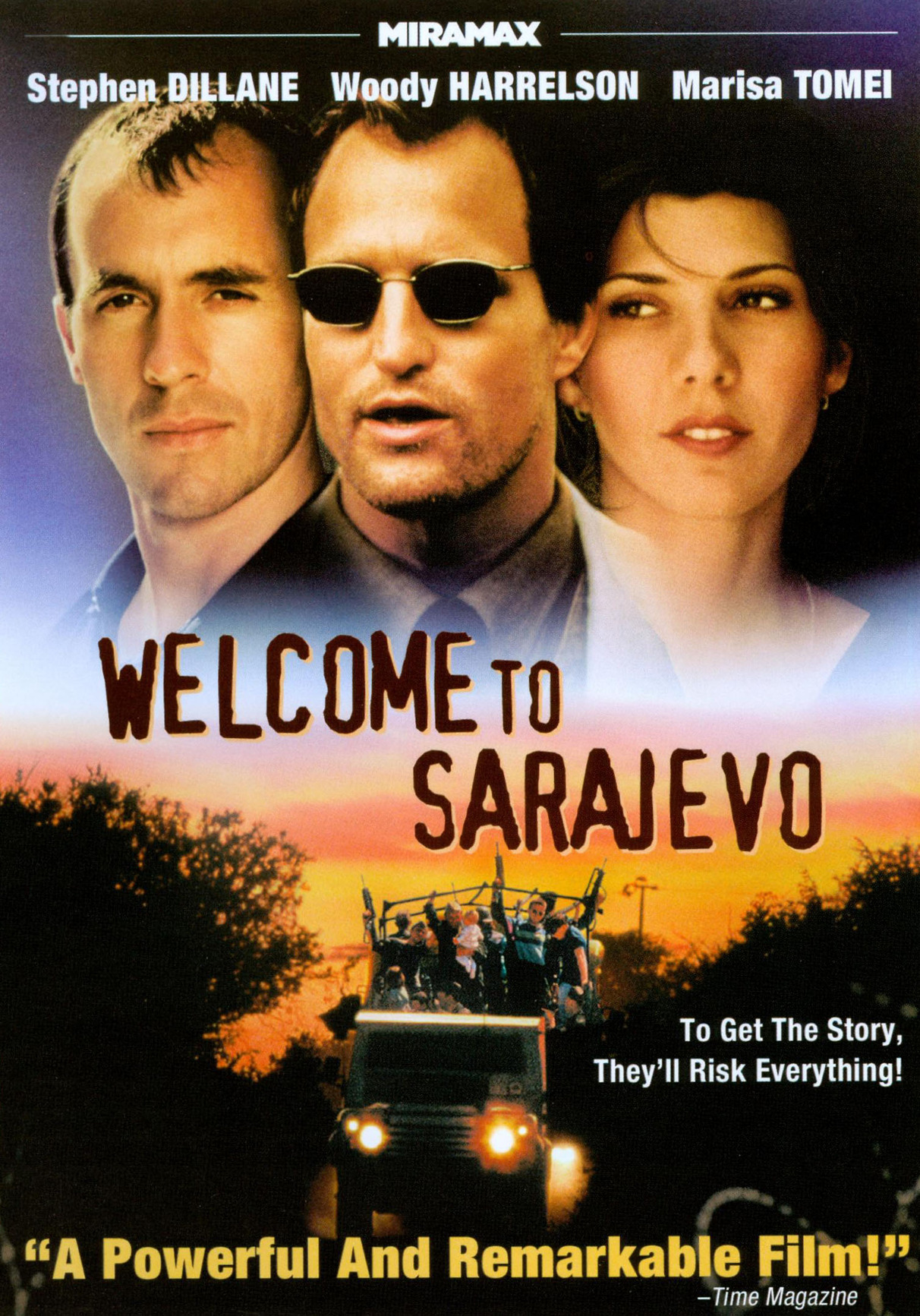 Welcome to Sarajevo openload watch