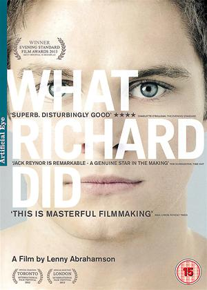 What Richard Did openload watch