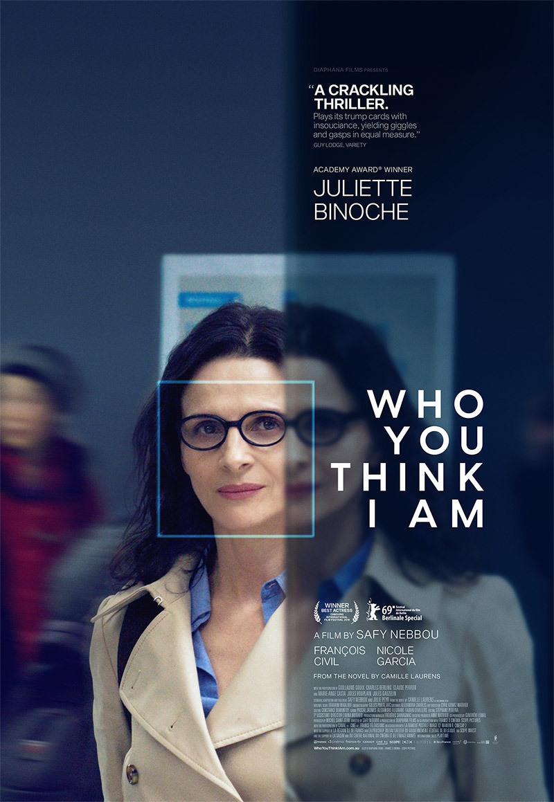 Watch Movie Who You Think I Am