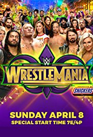 Watch WWE WrestleMania 34 online