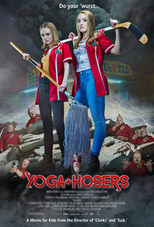 Watch Yoga Hosers