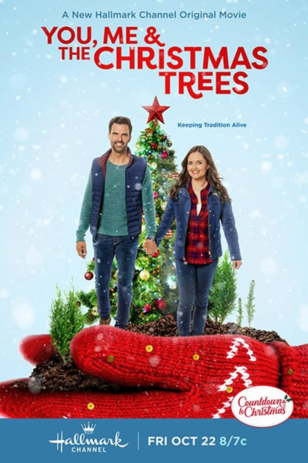 Watch Movie You, Me & The Christmas Trees