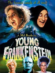 Young Frankenstein movietime title=