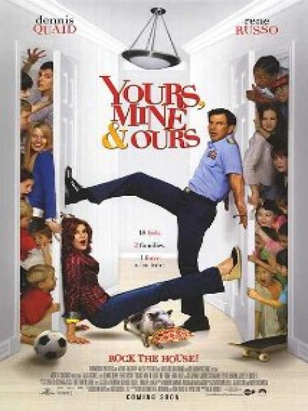Watch Movie Yours Mine And Ours