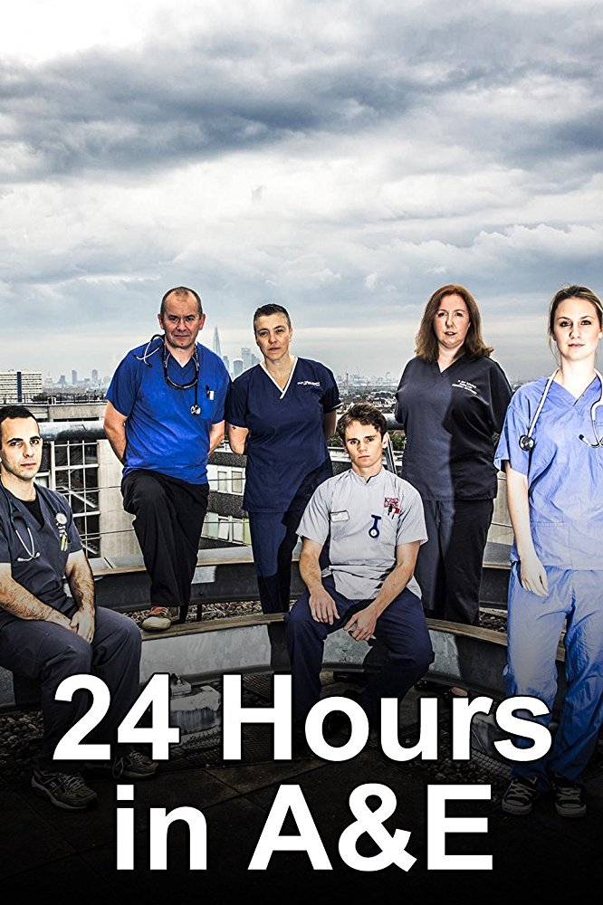 24 Hours In A & E Season 16 funtvshow