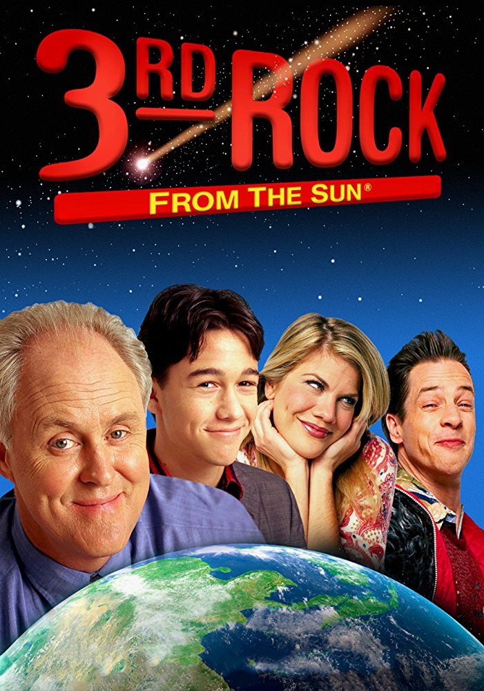 3rd Rock from the Sun Season 1 funtvshow