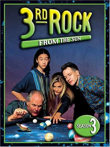 Watch Series 3rd Rock from the Sun Season 3