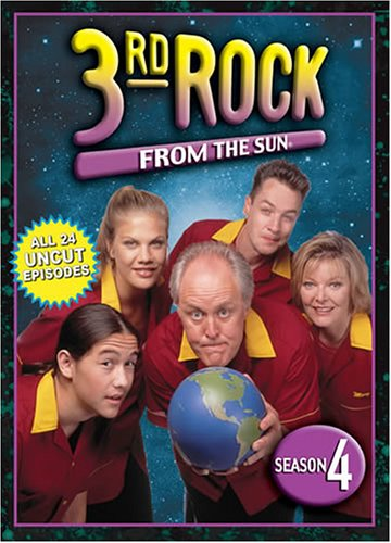 Watch Series 3rd Rock from the Sun Season 4