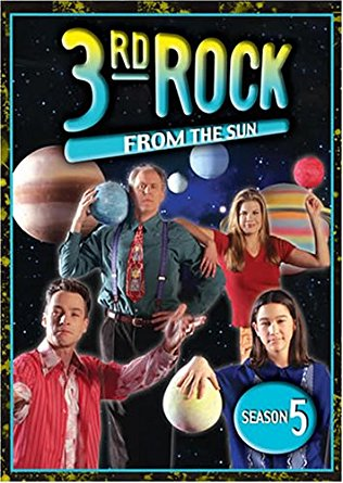 3rd Rock from the Sun Season 5 funtvshow