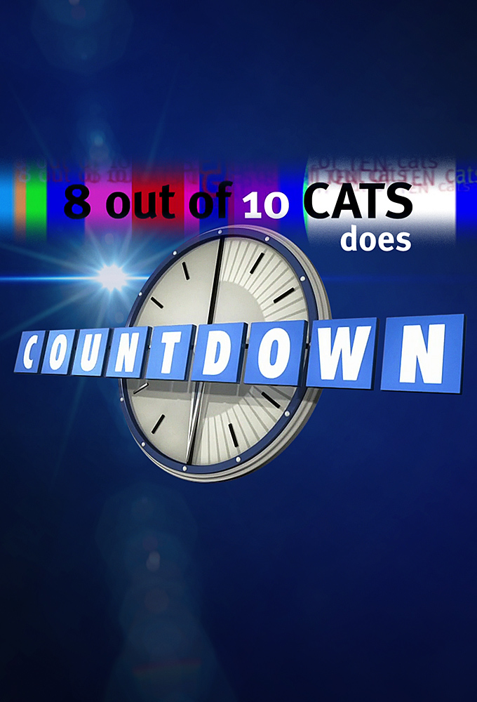 Watch Free HD Series 8 Out of 10 Cats Does Countdown Season 19
