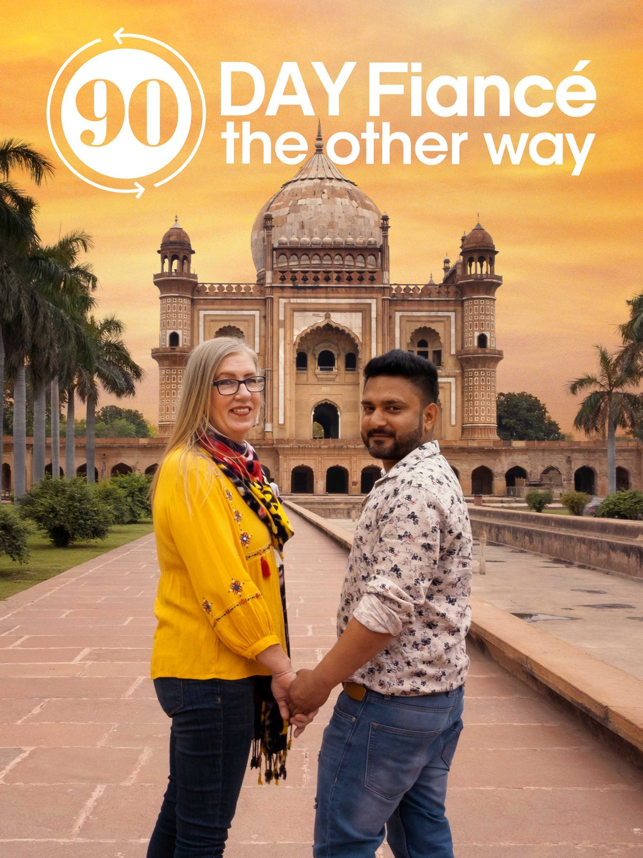 Watch Free HD Series 90 Day Fiancé The Other Way Season 2