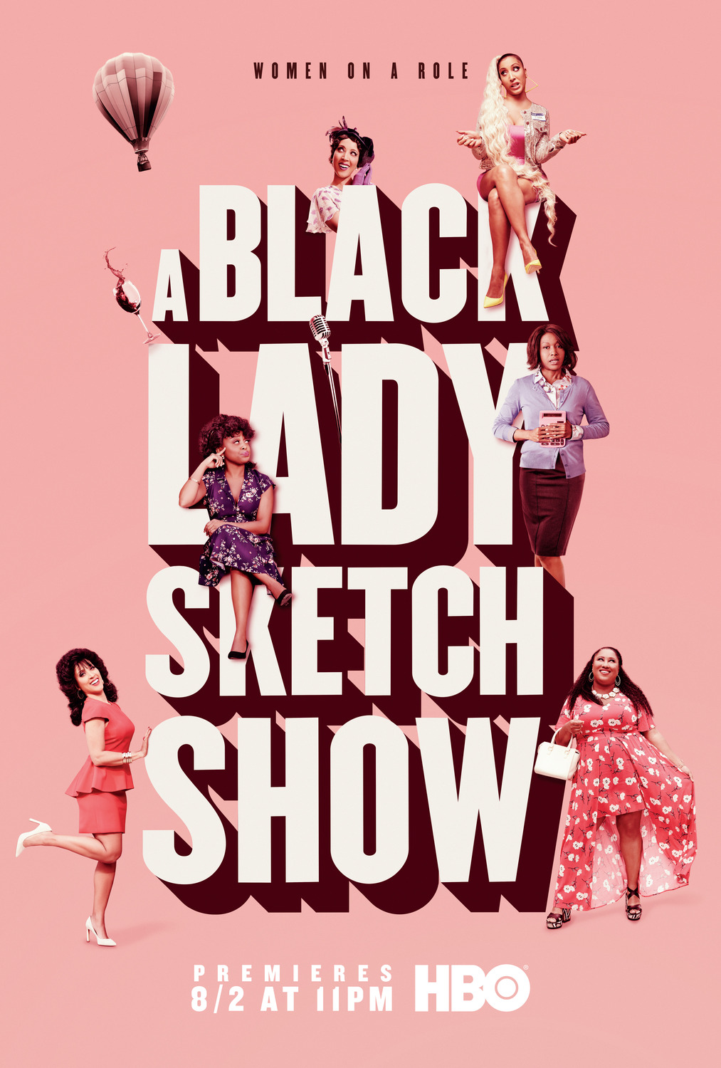 A Black Lady Sketch Show Season 2 funtvshow