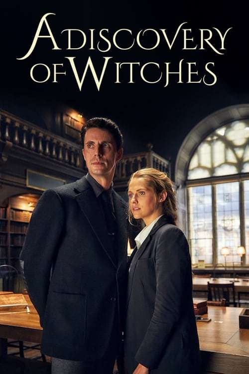 A Discovery of Witches Season 1  123Movies