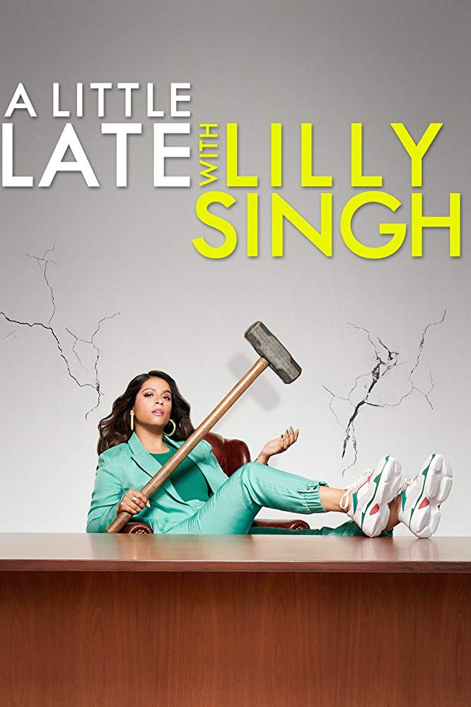 A Little Late with Lilly Singh Season 2 123Movies