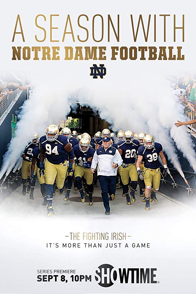 A Season With Notre Dame Football Season 1 123Movies