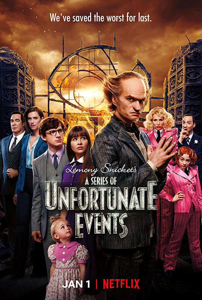 A Series of Unfortunate Events Season 3 funtvshow