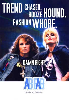 Watch Series Absolutely Fabulous Season 3