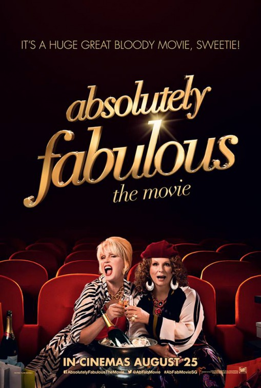 Absolutely Fabulous Season 5 123Movies