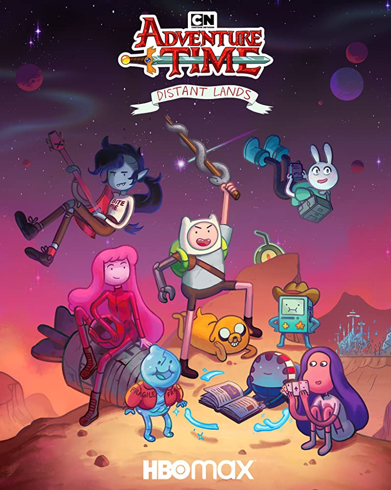 Adventure Time Distant Lands Season 1 123Movies