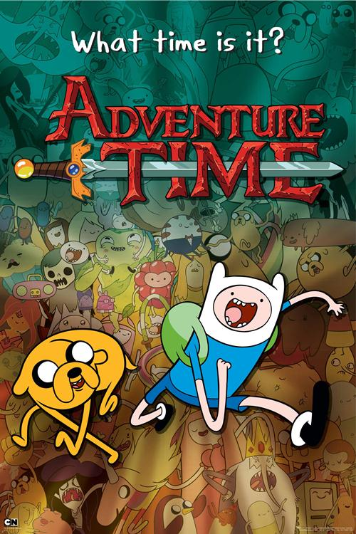 Watch Series Adventure Time Season 4