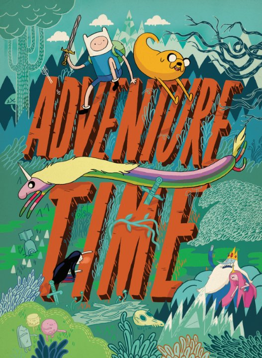 Watch Series Adventure Time Season 5
