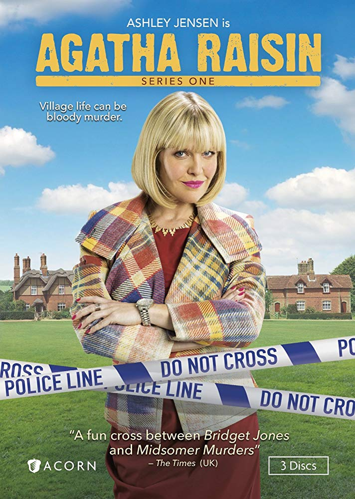 Agatha Raisin Season 1 123Movies