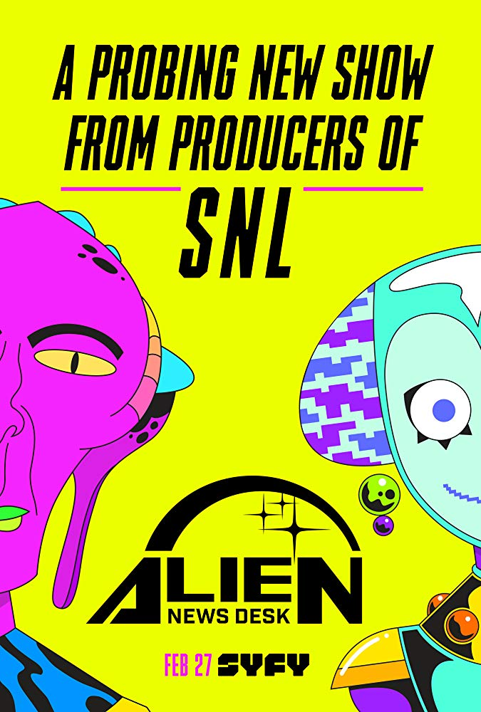 Alien News Desk Season 1 putlocker